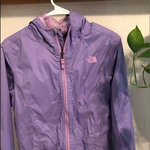 the north face windbreaker rain jacket